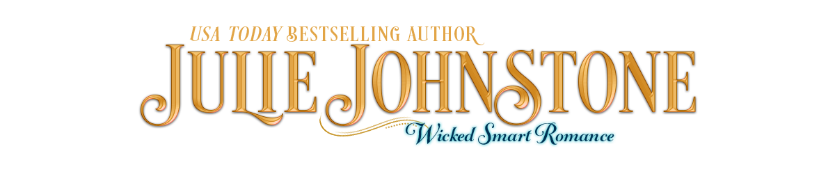 Julie Johnstone – USA Today Bestselling Author